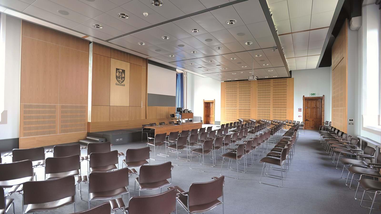 The Senate Room Glasgow University