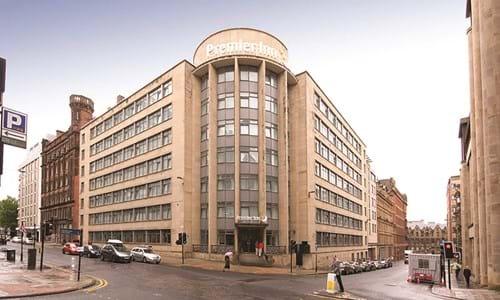 Premier Inn Glasgow George Square