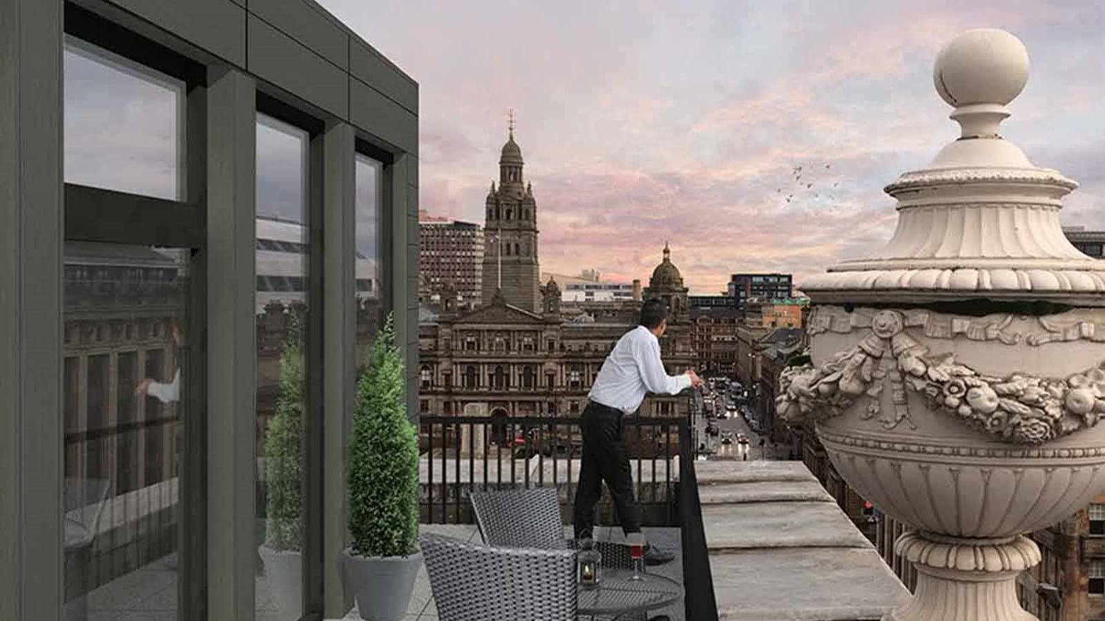 Scotland S Newest Aparthotel